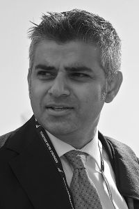 Sadiq Khan is the Labour candidate for the London Mayor elections - by Mattbr CC BY 2.0