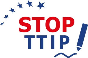 Stop-TTIP campaign - by Levieuxtoby licensed under CC BY-SA 2.0.