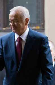 Islam Karimov - by Franco Lozancic, licensed under CC BY-SA 2.0