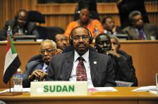 Omar al-Bashir is currently 'wanted' by the ICC- Public domain
