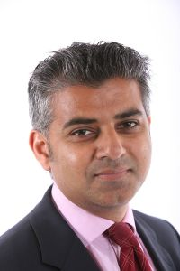 Sadiq Khan MP elected Mayor of London OGL