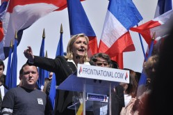 FN leader Marine Le Pen Credit  Blandine LC (Creative Commons BY)