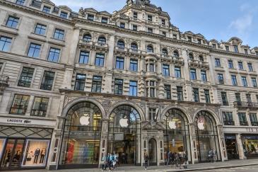 Regent Street Apple Store, London